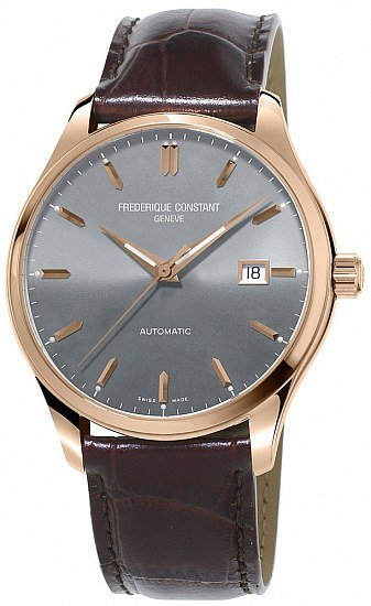Frederique Constant Classics Index With E-Strap FC-303LGR5B4