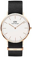 Daniel Wellington Classic White Cornwall Rose Gold DW00100257