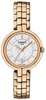 Tissot Flamingo II Rose Gold PVD T094.210.33.111.01
