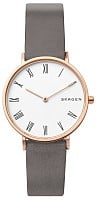 Skagen Hald Leather Woman SKW2674