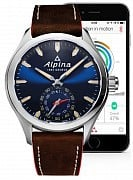 Alpina Horological Smartwatch Gents AL-285NS5AQ6