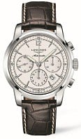 Longines Saint-Imier Column-Wheel Chronograph Strap XL L2.784.4.72.2