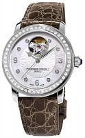 Frederique Constant Ladies Automatic Heart Beat Diamonds FC-310HBAD2PD6
