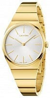 Calvin Klein Lady Supreme Big Yellow Gold PVD K6C2X546
