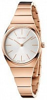 Calvin Klein Lady Supreme Small Rose Gold PVD K6C23646