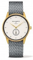 Paul Hewitt Signature Line Gold White Ocean Perlon Grey PH-M1-G-W-18M