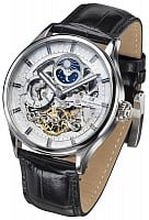 Carl von Zeyten Neustadt Automatic Moonphase GMT Skeleton CVZ0008WH