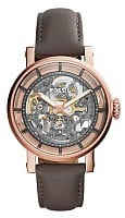 Fossil Original Boyfriend Sport Women Automatic Skeleton ME3089