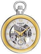 Tissot Pocket 1920 Mechanical Skeleton T853.405.29.412.00