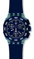 Swatch Chrono Plastic Lifestyle Blue Hero SUIN402