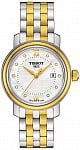 Tissot Bridgeport Lady Diamonds PVD T097.010.22.116.00