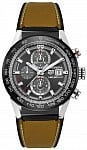 Tag Heuer Carrera Automatic Chrono Calibre HEUER 01 Manufacture CAR201W.FT6122