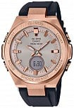 Casio Baby-G G-MS Steel Rose Gold PVD MSG-S200G-1AER