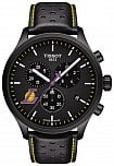Tissot Chrono XL Black PVD NBA Los Angeles Lakers Special Edition T116.617.36.051.03
