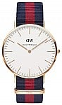 Daniel Wellington Classic Oxford Rose Gold PVD 0101DW DW00100001