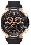 Tissot T-Race Quartz Chrono Gold PVD T048.417.27.057.06