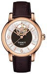 Tissot Lady Heart Powermatic 80 Rose Gold PVD T050.207.37.117.04